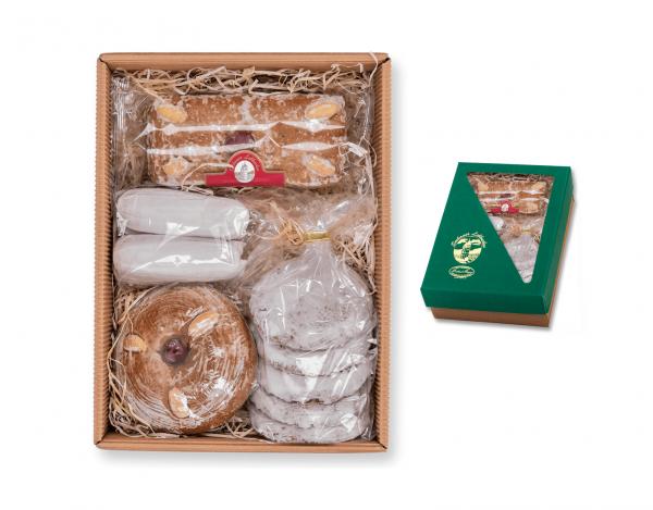 Geschenkskarton - Lebkuchen Sommermischung