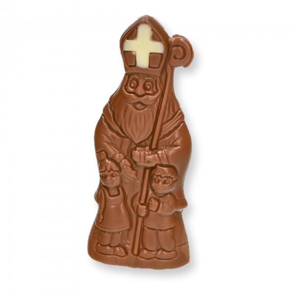Schokolade-Nikolaus klein Vollmilch