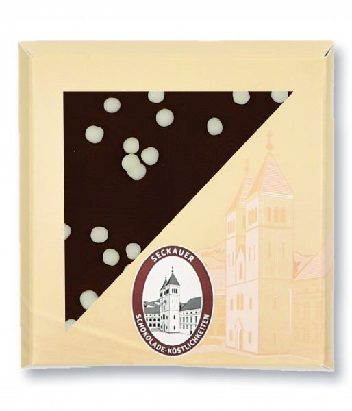 ZSW45 - Zartbitterschokolade mit Weizencrisps
