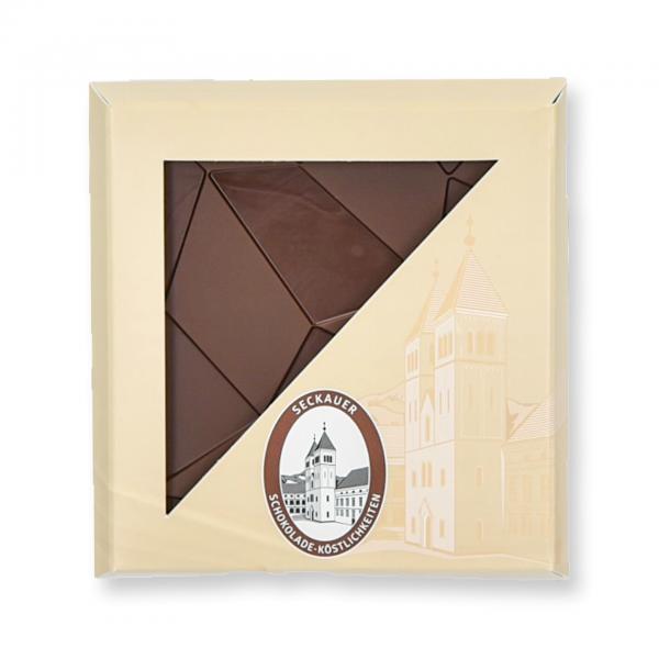 ZSK45 - Zartbitter-Schokolade mit Kürbiskernen