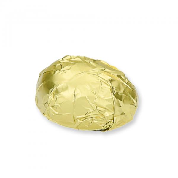 Weiße Schokolade-Ei mit Eierlikör-Fülle